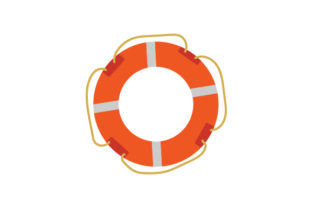 Life Ring Nautical Craft Cut File By Creative Fabrica Crafts