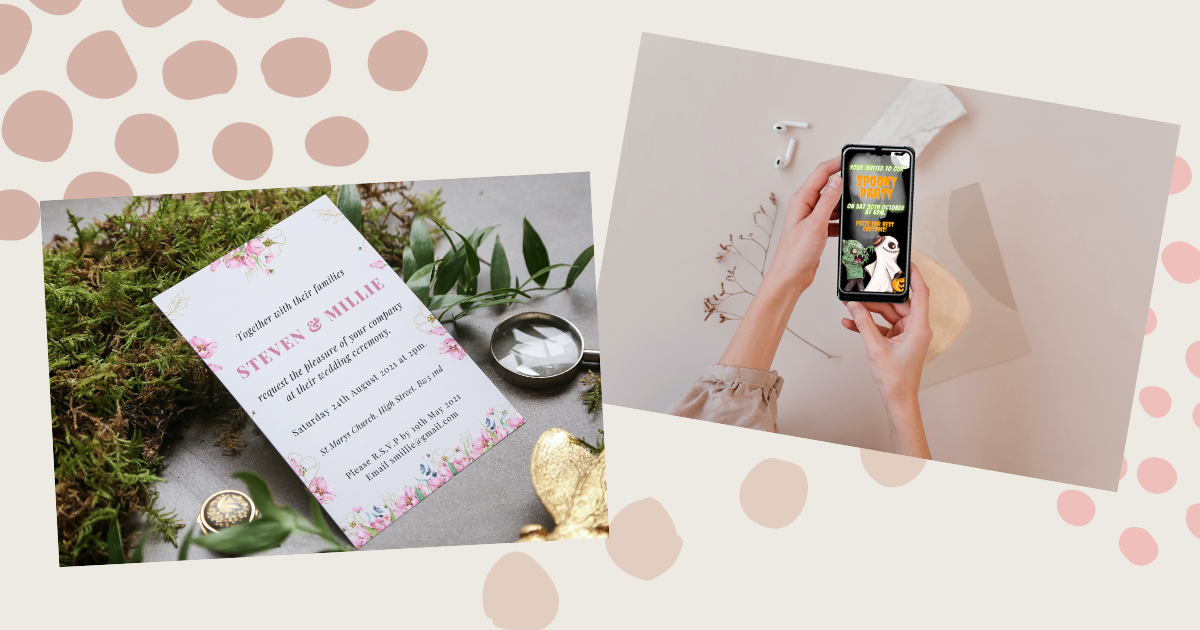How to Make Invitations for any Occasion
