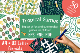 Tropical Games - 1