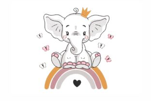 Elephant Animals Embroidery Design By NinoEmbroidery