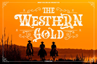 The Western Gold - 1