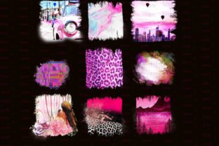 Print on Demand: All Things Pink Graphic Bundle Graphic Illustrations By Digital Doodlers 9