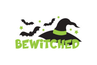 Bewitched Halloween Craft Cut File By Creative Fabrica Crafts