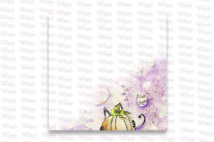 Print on Demand: Mummy Kitty Stationery Graphic Patterns By Digital Doodlers 6