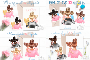 Best Friends MEGA BUNDLE Mother and Baby Graphic Illustrations By CosyArtStore by RivusDea 3