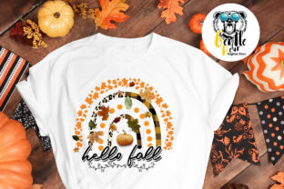 Print on Demand: Fall Sublimation Bundle Graphic Crafts By Gentlebear 11