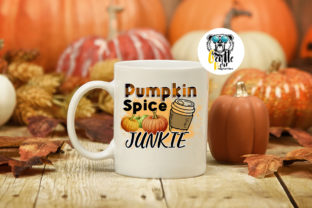 Print on Demand: Fall Sublimation Bundle Graphic Crafts By Gentlebear 14