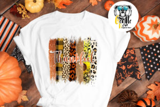 Print on Demand: Fall Sublimation Bundle Graphic Crafts By Gentlebear 15