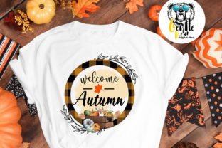 Print on Demand: Fall Sublimation Bundle Graphic Crafts By Gentlebear 16