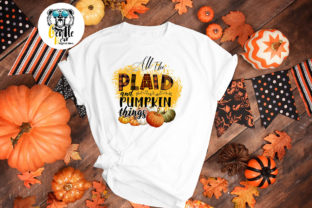 Print on Demand: Fall Sublimation Bundle Graphic Crafts By Gentlebear 2