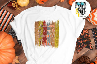 Print on Demand: Fall Sublimation Bundle Graphic Crafts By Gentlebear 3