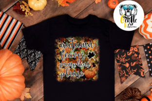 Print on Demand: Fall Sublimation Bundle Graphic Crafts By Gentlebear 4