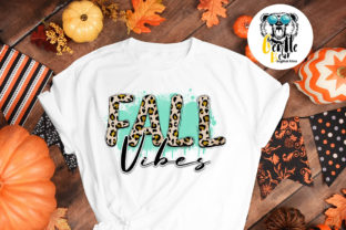 Print on Demand: Fall Sublimation Bundle Graphic Crafts By Gentlebear 5