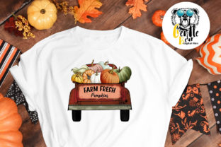 Print on Demand: Fall Sublimation Bundle Graphic Crafts By Gentlebear 6