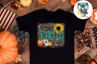 Print on Demand: Fall Sublimation Bundle Graphic Crafts By Gentlebear 7