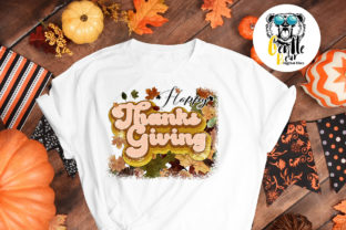 Print on Demand: Fall Sublimation Bundle Graphic Crafts By Gentlebear 8