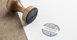 Create Your Own Business Stamp with Glowforge