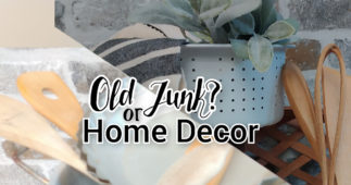 Three Unlikely Home Décor Items and How to Style Them