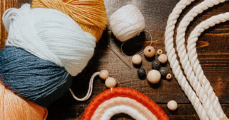 How to Effectively Destash Your Craft Supplies