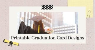 40+ Printable Graduations Cards Templates for the Class of 2021 (with Freebies)