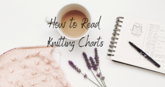 How to Read Knitting Charts