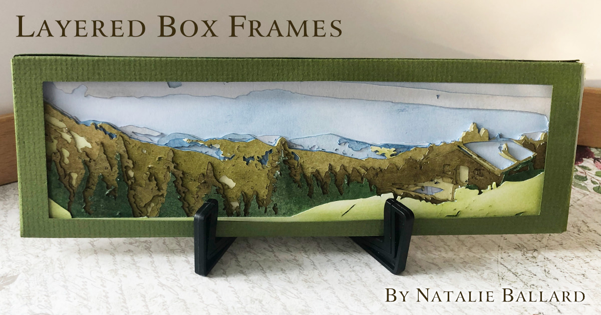 How to Create Your Own Box Frames
