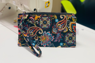 How to Make a Simple, Lined Zipper Pouch Classes By sales391