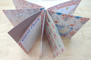 Creating a No-Sew Journal Classes By lindseyannz85