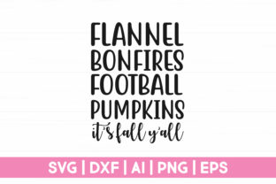 Print on Demand: Pumpkin It's Fall Y'all Graphic Crafts By CraftartSVG