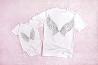 Print on Demand: 20 Feather Angel Wings Illustrustrations Graphic Illustrations By squeebcreative 3