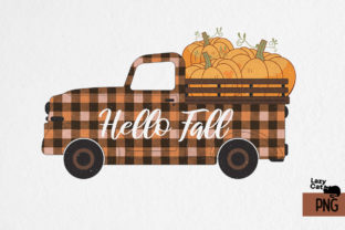 Fall Sublimation Bundle Graphic Print Templates By Lazy Cat 10