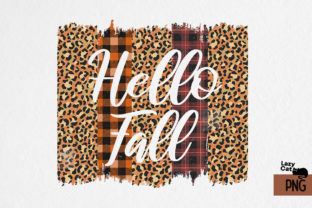 Fall Sublimation Bundle Graphic Print Templates By Lazy Cat 7
