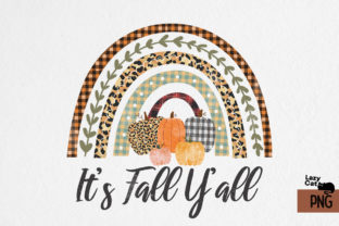 Fall Sublimation Bundle Graphic Print Templates By Lazy Cat 8