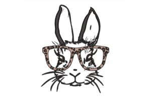Bunny Animals Embroidery Design By LizaEmbroidery