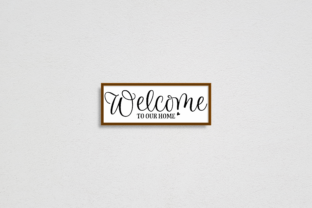 Farmhouse Sign SVG Bundle Graphic Crafts By Rumi Designed 8