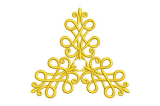 Ornamental Arabesques Intricate Cuts Embroidery Design By Embroiderypacks