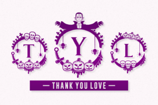 Print on Demand: Spooke Decorative Font By Dito (7NTypes) 6