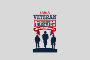 I Am a Veteran Graphic 3D SVG By Exclusive Store