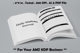Daily Wellness Journal - Kdp Interiors Graphic KDP Interiors By Kdp Speed 1