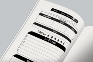Daily Wellness Journal - Kdp Interiors Graphic KDP Interiors By Kdp Speed 2