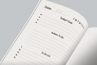 Goal Setting Journal - Kdp Interiors Graphic KDP Interiors By Kdp Speed 2