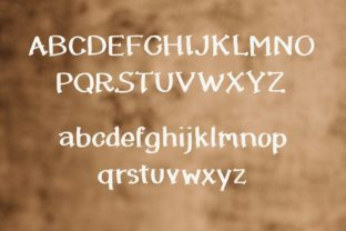 Print on Demand: Ashley Display Font By PeamCreations 5