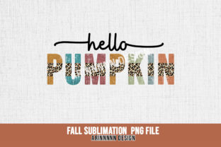 Print on Demand: Fall Sublimation Design Graphic Print Templates By Arinnnnn Design 9