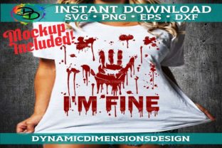 Print on Demand: I'm Fine Graphic Crafts By Dynamic Dimensions