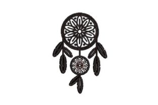 Dreamcatcher Boho Embroidery Design By Embroidery Designs