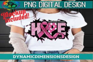 Print on Demand: Hope Breast Cancer Graphic Crafts By Dynamic Dimensions