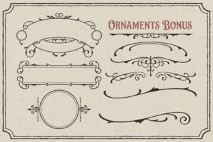 Print on Demand: Bistern Display Font By letterhend 6