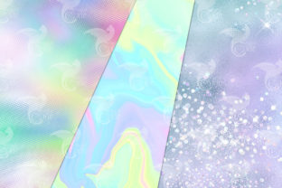 Print on Demand: Ultimate Iridescent Textures Graphic Textures By Digital Curio 2