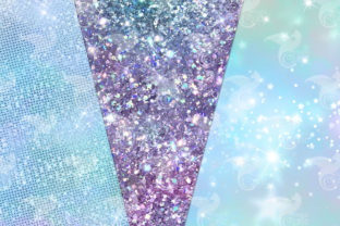 Print on Demand: Ultimate Iridescent Textures Graphic Textures By Digital Curio 4