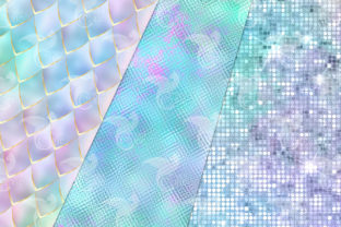 Print on Demand: Ultimate Iridescent Textures Graphic Textures By Digital Curio 5